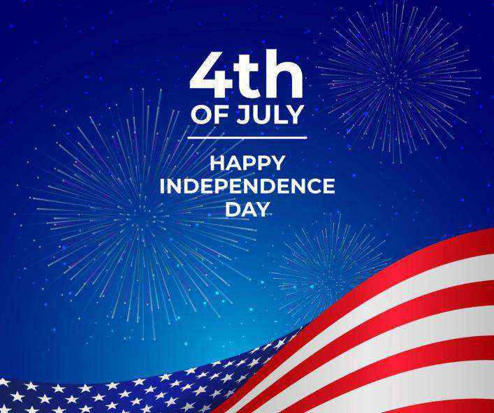 INDEPENDENCE DAY, 4th of July