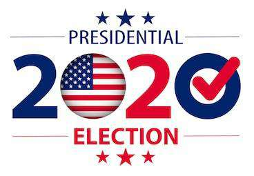 US presidential election 2020